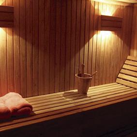 Sauna<br>-